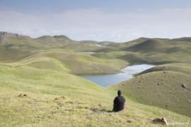 De grens, Peak Lenin, Osh
