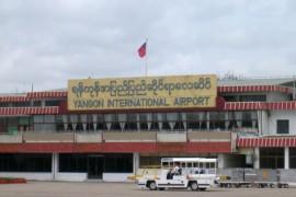 In Yangon