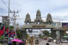 Van Bangkok naar Siem Raep