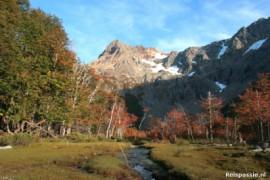 De kleuren van Patagonie