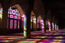 Shiraz en Persepolis