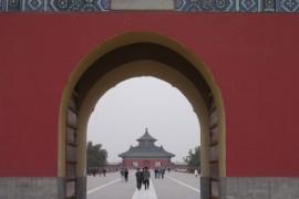 Op stap in Beijing...