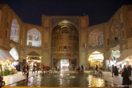 Isfahan, de halve wereld zien!