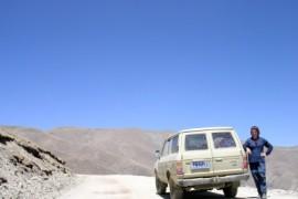 De overland naar Nepal - van Lhasa naar Samye