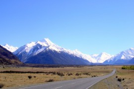 Van Christchurch naar Dunedin