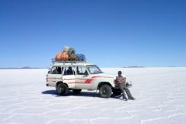 In drie dagen over de hoogvlakte naar Salar de Uyuni