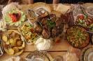 Geweldige Armeense lunch!