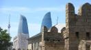 Baku - Oud en nieuw