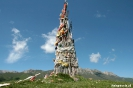 Langmusi - Top van<br />de berg