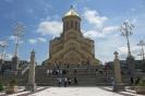 Tbilisi - Tsminda<br />Sameba Kathedraal