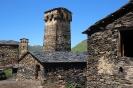 Ushguli - Dorpje uit de middeleeuwen