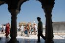 Amritsar, Golden Temple, ronje om ...