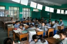 Klasje in het Tibetan Children's Village