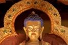 Leh, Boeddha in het Leh paleis..