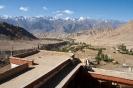 Likir, uitzicht op de Likir vallei.