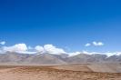 Manali naar Leh, op de eindeloze vlakte