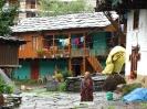 Manali, pleintje in Old Manali