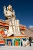Mega Boeddha bij klooster Likir