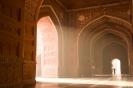 Agra, en er was<br />licht...