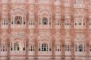 Jaipur, Hawa Mahal, het paleis van de wind