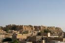Jaisalmer, fort boven het stadje