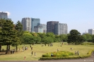 Tokyo - Imperial Palace picknic