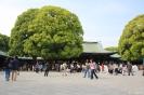 Tokyo -  Meiji-Jingu tempel