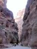 Petra - Door de siq naar het moois