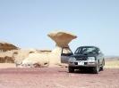 Wadi Rum - Met de 4wd door de woetsijn