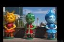 Astana - Expo 2017 mascottes