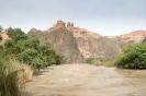 Charyn Canyon - Rivier door de canyon