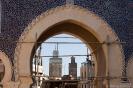 Fes - Doorkijkje in de oude stad