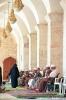 Aleppo - In de Ummayad moskee