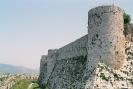 Krak de Chevallier - Stevige muren