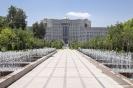 Dushanbe - Houdt van fonteinen!