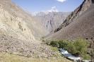 Gizev vallei - Terug naar de hangbrug