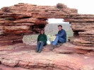 WA - Kalbarri National Park - Great window