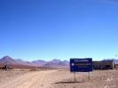 San Pedro to Uyuni - Grenspost Chili - Bolivia