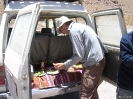 !San Pedro to Uyuni - Lunchtime!