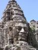 Ankor Wat - Detail van poort