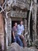 Ankor Wat - kiekeboe!