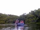Galapagos - door de<br />mangrove op<br />Bartholome Island