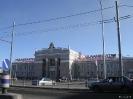 Mongolië - Het station van Ulaan Bataar