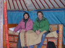Mongolië - In de ger