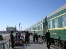 Mongolië - Stop onderweg richting China