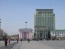 Mongolië - Sukhbatarplein