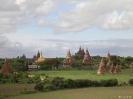 Bagan - Uitzicht over de vlakte