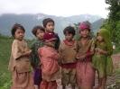 Kalaw - Palaung kinderen tijdens de trekking