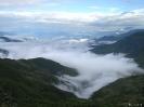 Langtang trekking - Doorkijkje, uitzicht bij Mangengot