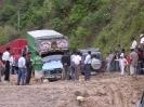 Onderweg naar Kathmandu - De volgende berg blubber...